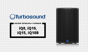 Turbosound IQ Series