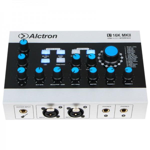 Alctron U16K MKII
