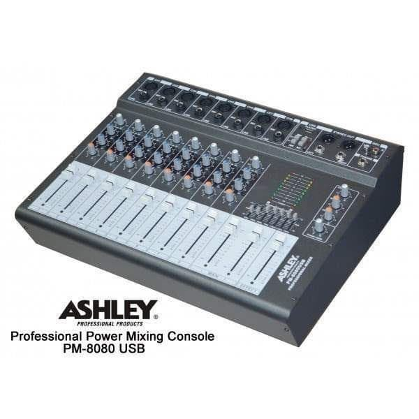 Ashley PM8080 USB