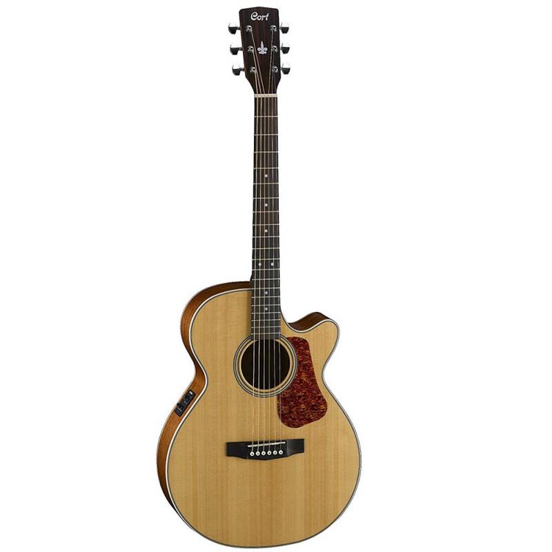 jual gitar cort l100f akustik elektrik primanada. Black Bedroom Furniture Sets. Home Design Ideas