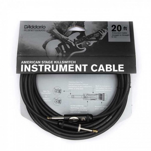 D'Addario Planet Waves PW-AMSK 20 American Stage