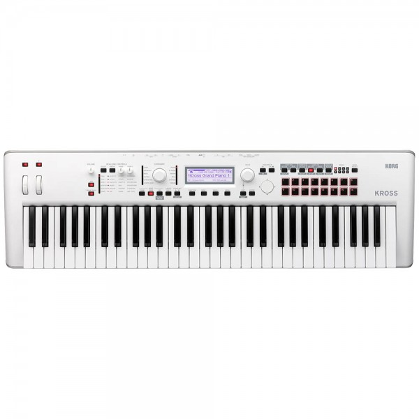 korg KROSS 2-61 Limited Edition