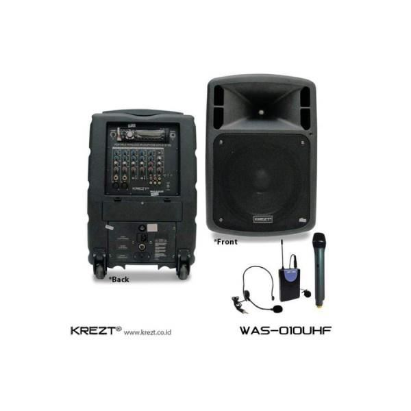 Krezt WAS-010 UHF
