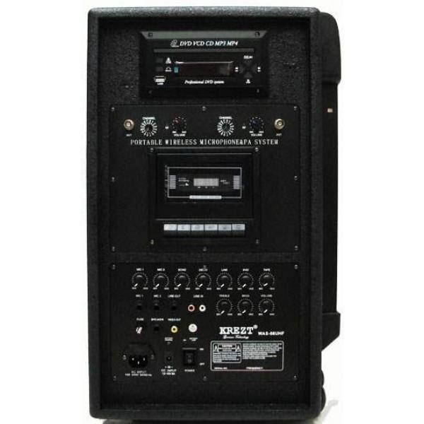 Krezt WAS-08 UHF