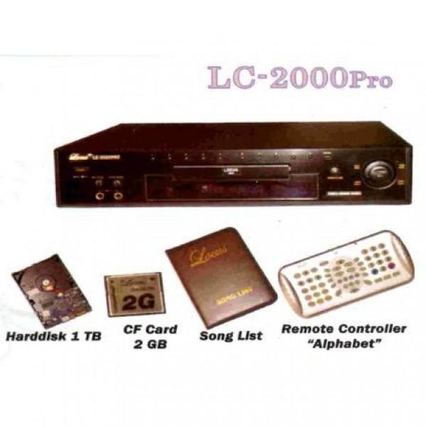 LOCUS LC 2000 PRO