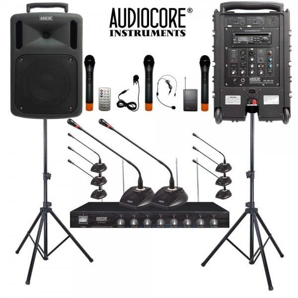 Paket Conference Audiocore Portable