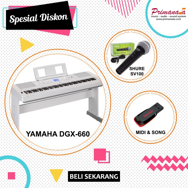 Paket Digital Piano Diminished