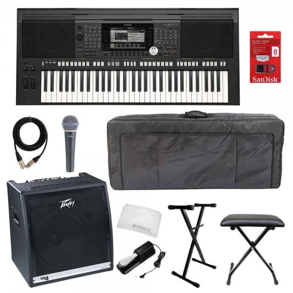 Paket Keyboard Yamaha Astenosfer