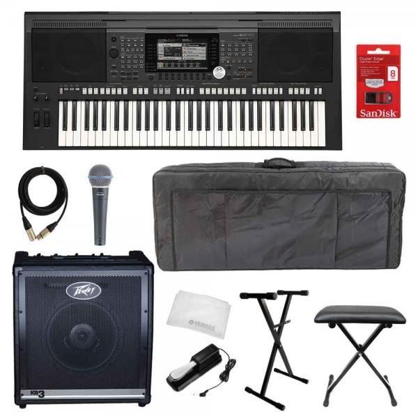 Paket Keyboard Yamaha Litosfer