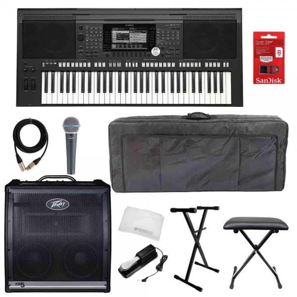 Paket Keyboard Yamaha Mesosfer