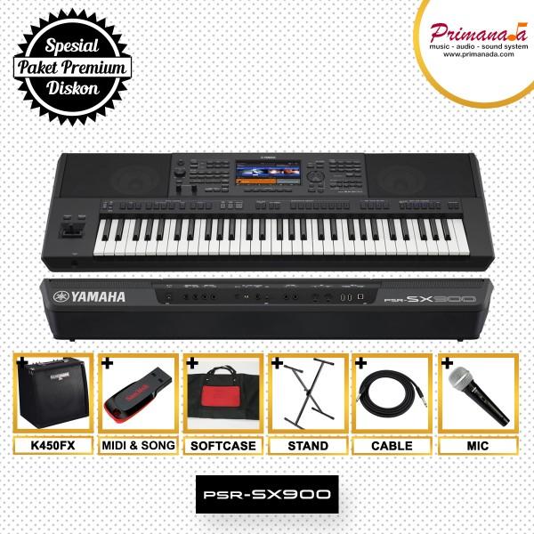 Paket keyboard Yamaha Sultan