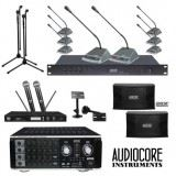 Paket Conference Audiocore 4