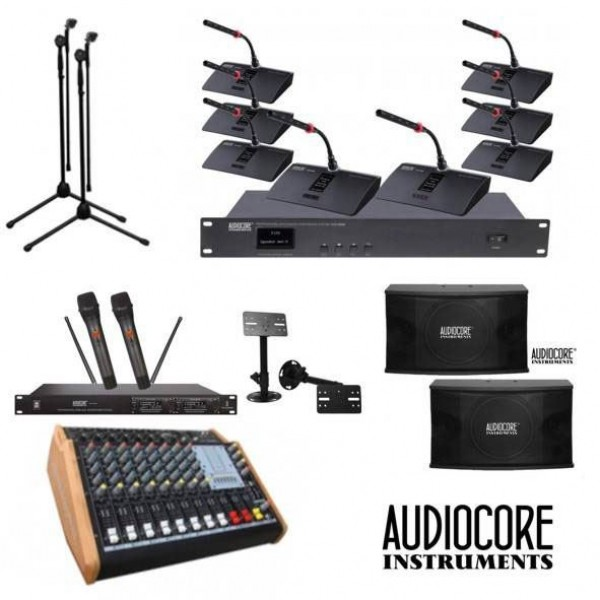 Paket Conference Audiocore Premium 5