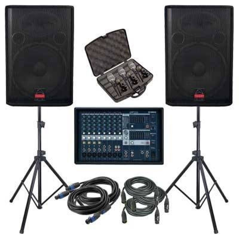 sound system for room. out of stock paket sound system meeting room 1 for