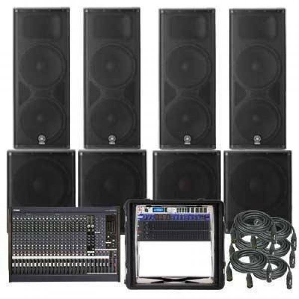 Paket Sound System Outdoor 2