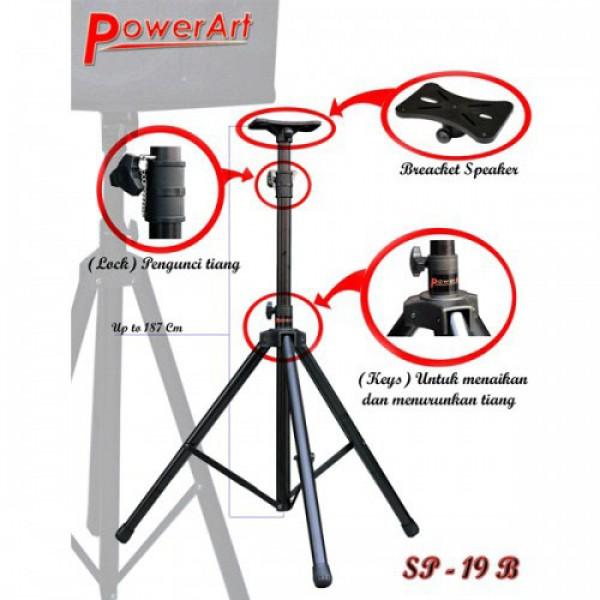 Powerart SP-19P