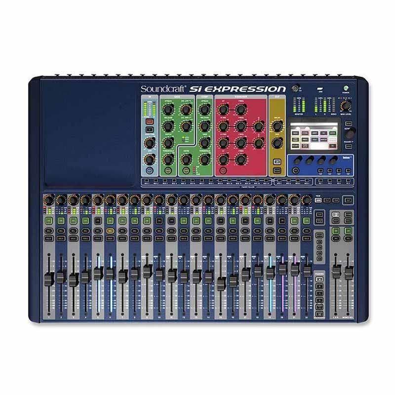 Jual soundcraft si expression 2 harga murah primanada for Yamaha gc12s review