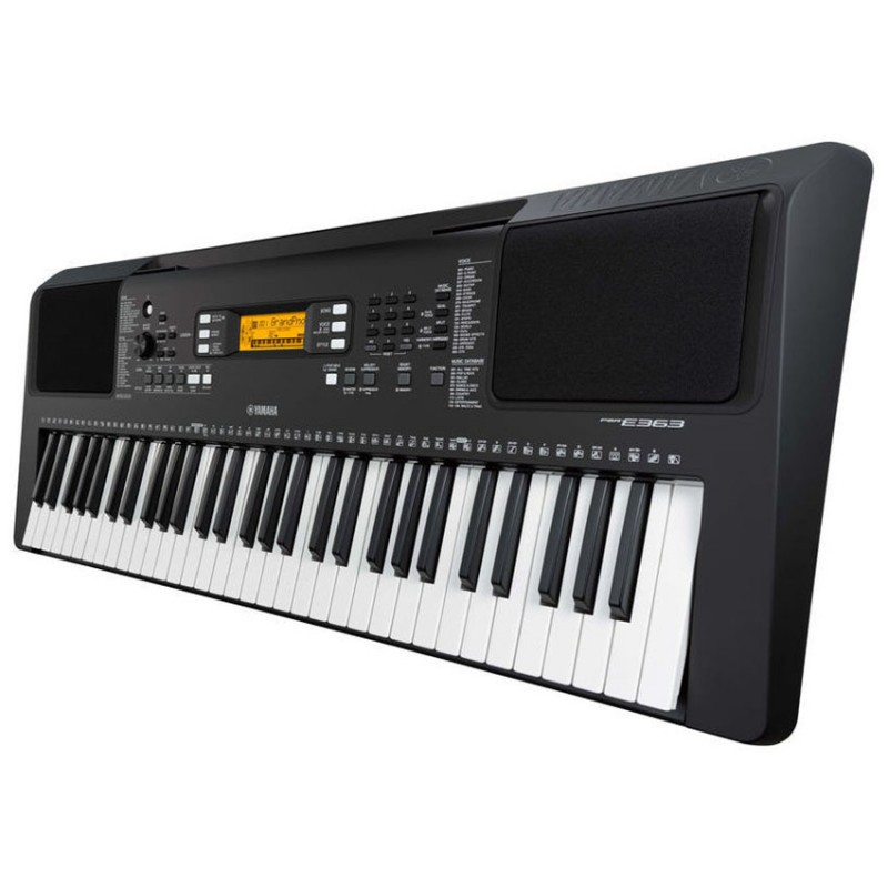 jual keyboard yamaha psr e363 murah primanada. Black Bedroom Furniture Sets. Home Design Ideas