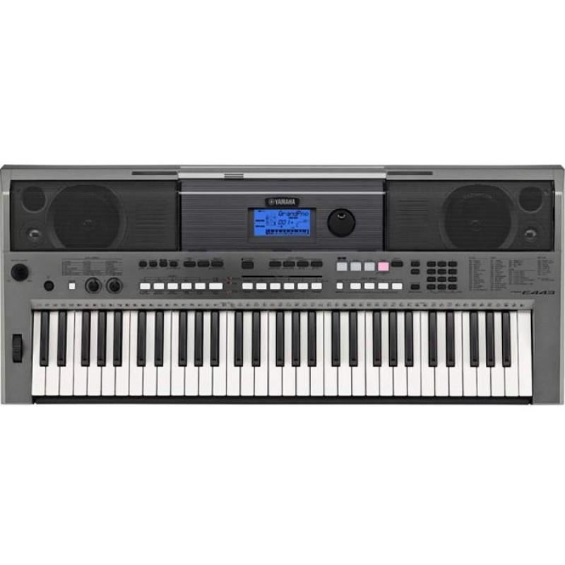 jual keyboard yamaha psr e443 harga murah primanada. Black Bedroom Furniture Sets. Home Design Ideas
