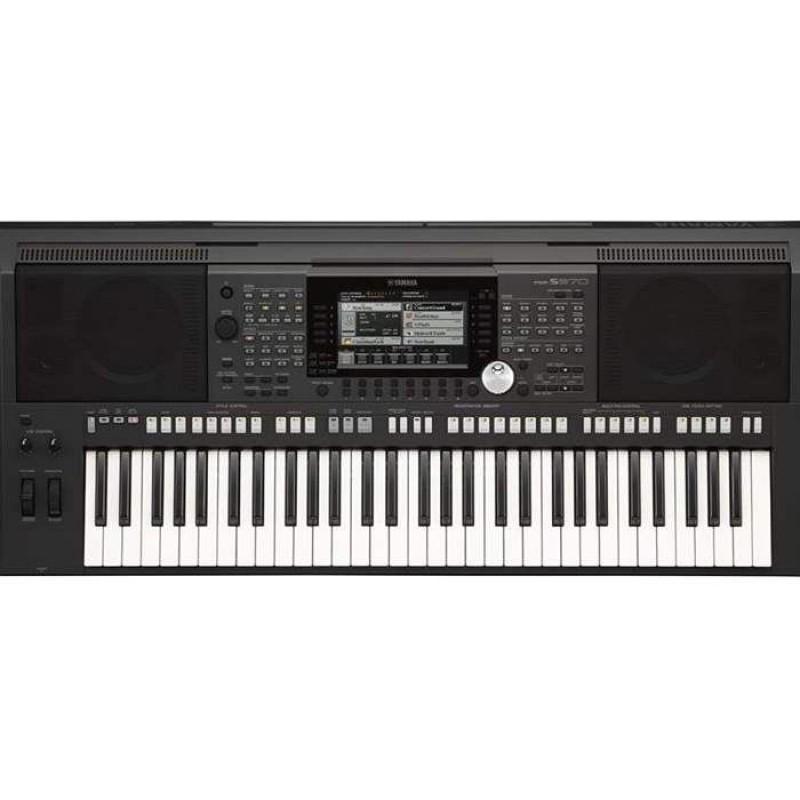 jual keyboard arranger workstation yamaha psr s970 harga murah primanada. Black Bedroom Furniture Sets. Home Design Ideas