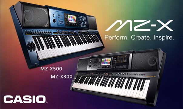 Casio MZ-X