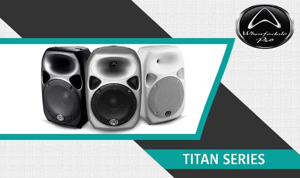 Wharfedale Titan Series